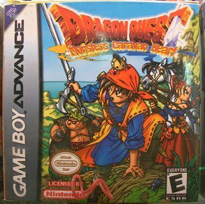 Dragon quest monsters caravan heart gaming nintendo pinterest dragon quest monsters caravan heart fandeluxe Gallery