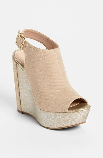 f92f4f590 nude wedges
