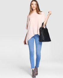 de79f493fb Blusa amplia de mujer Elogy en color rosa