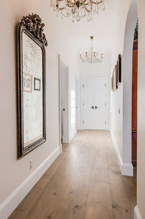 Contemporary Eastern White Pine Flooring 3