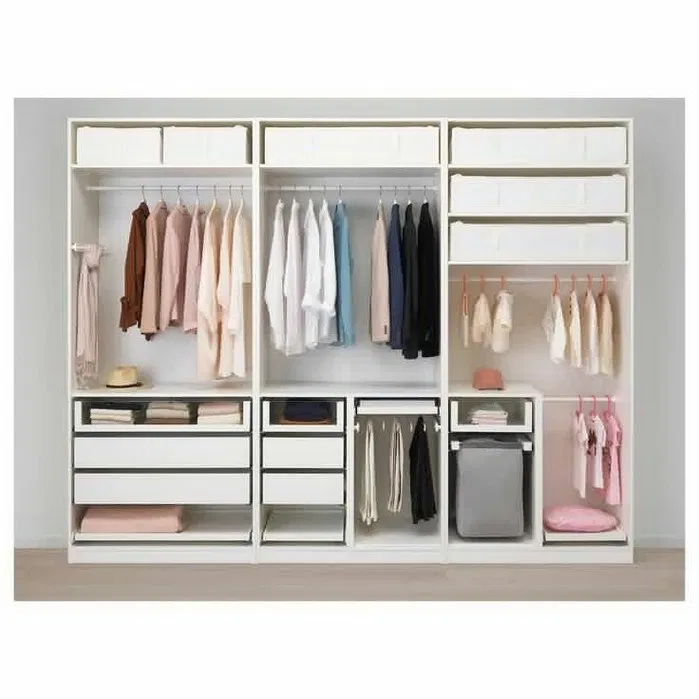 133 spectacular wardrobe designs ideas to store your