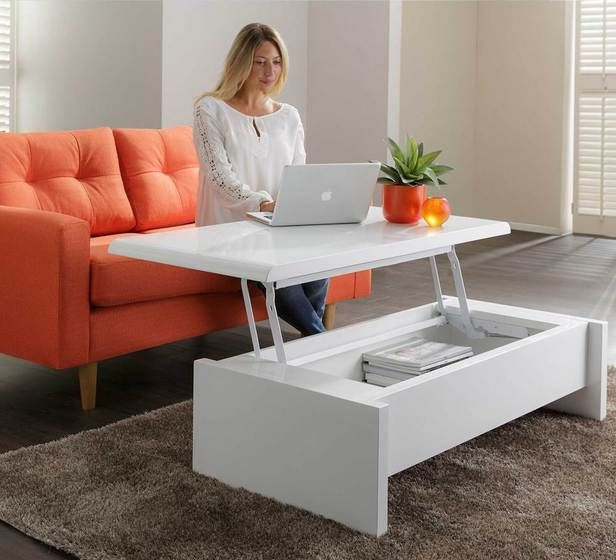 Apollo Lift Up Coffee Table Coffee Tables Living Room Living