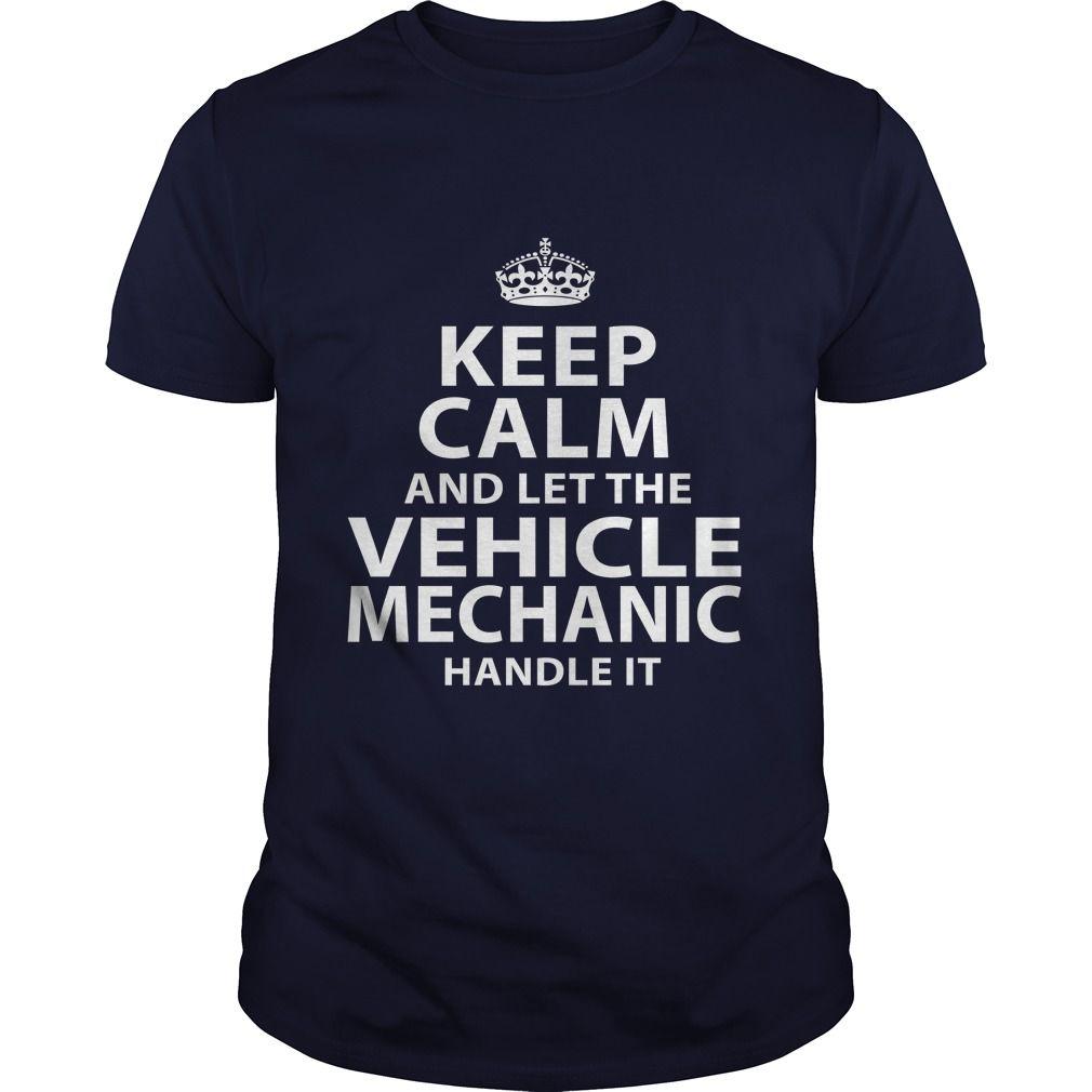 VEHICLE MECHANIC T-Shirts, Hoodies. SHOPPING NOW ==►…