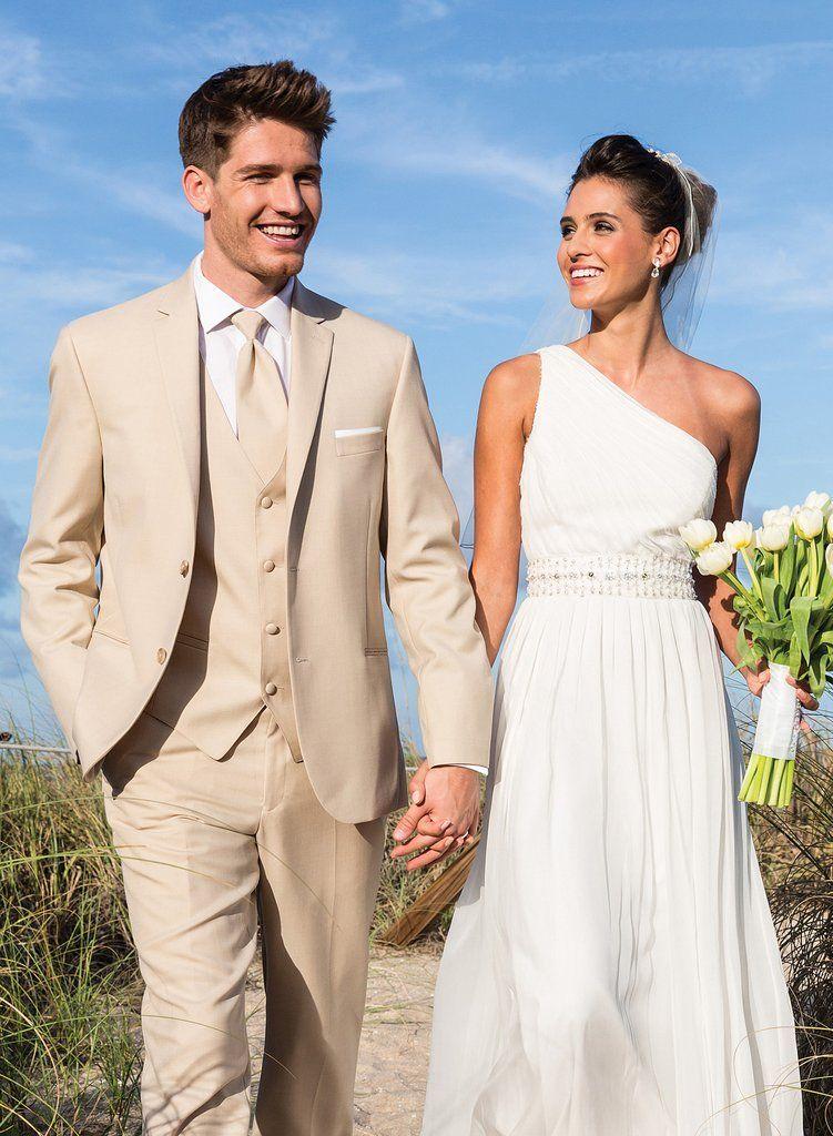 Lord West: Havana Tan Slim Fit Destination Wedding Suit   DHGATE ...