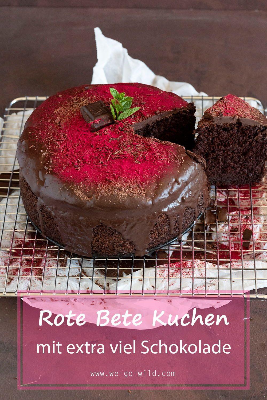 Rote Bete Kuchen Rezept Lebensmittel Essen Kuchen Und Backen Ohne Zucker