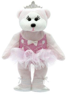 14b5a838e86 Beanie Kids Allegra the Ballerina Bear -- this is an adorable beanie for any  dancing girl