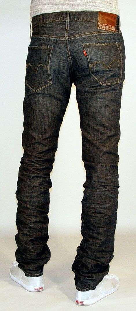 Levi jeans for skinny guys