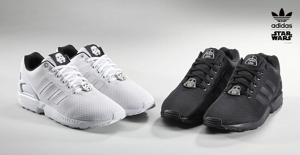 adidas originals mi zx flux - star wars options