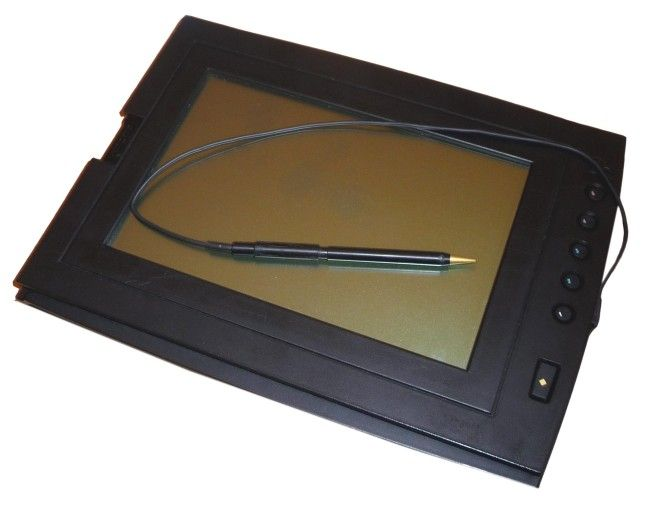 In 1989, Jeff Hawkins created the GRidPad, the first true tablet computer, running MS-DOS. It sold some to vertical markets and military, but the public ignored it. It was heavy, expensive, and inferior to even the limited laptop computers of the time.