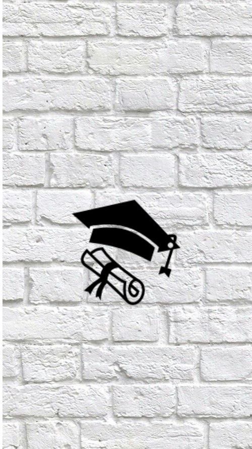 Photo of Graduation Instagram Logo, Instagram Story, Instagram Feed, Graduation Wallpaper…