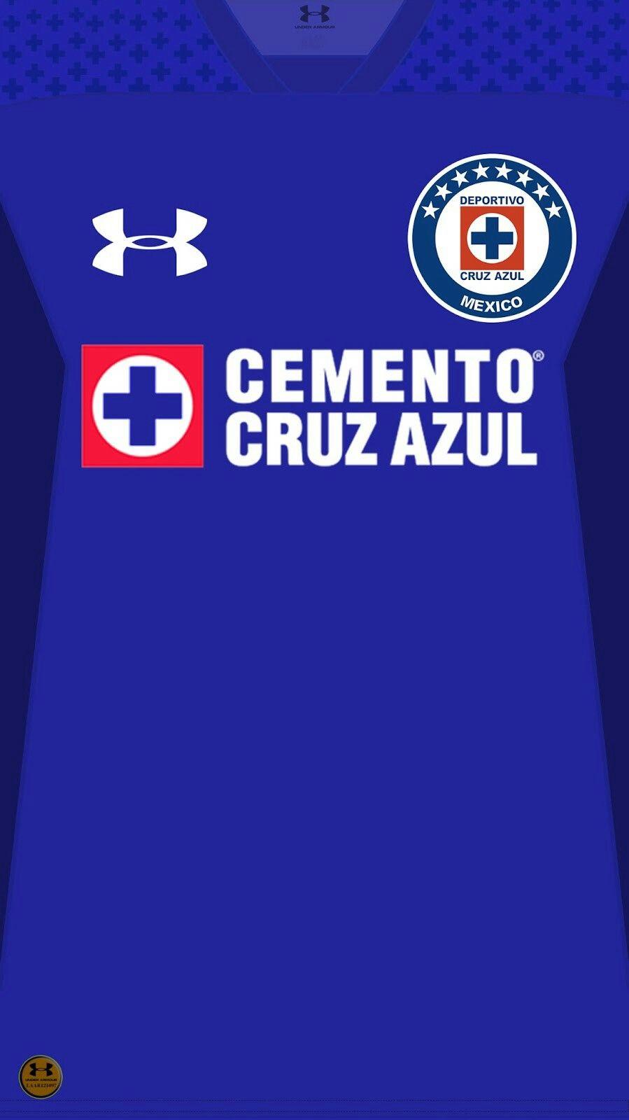 f93e1da30 Cruz Azul 17-18 kit home ( Eterno Subcampeon )