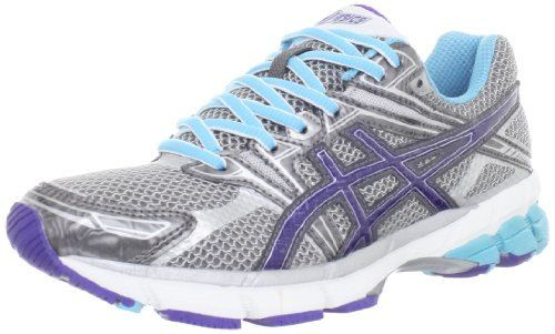 ASICS Women's GT-1000 Running Shoe,Titanium/Iris/Turquoise ...