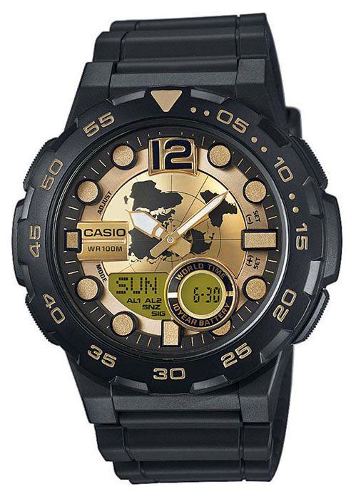 Casio Armbanduhr  AEQ-100BW-9AVEF mit 100 Tagen Rückgabe und Tiefpreisgarantie für nur 49,90 EUR bei Uhren4You.de bestellen