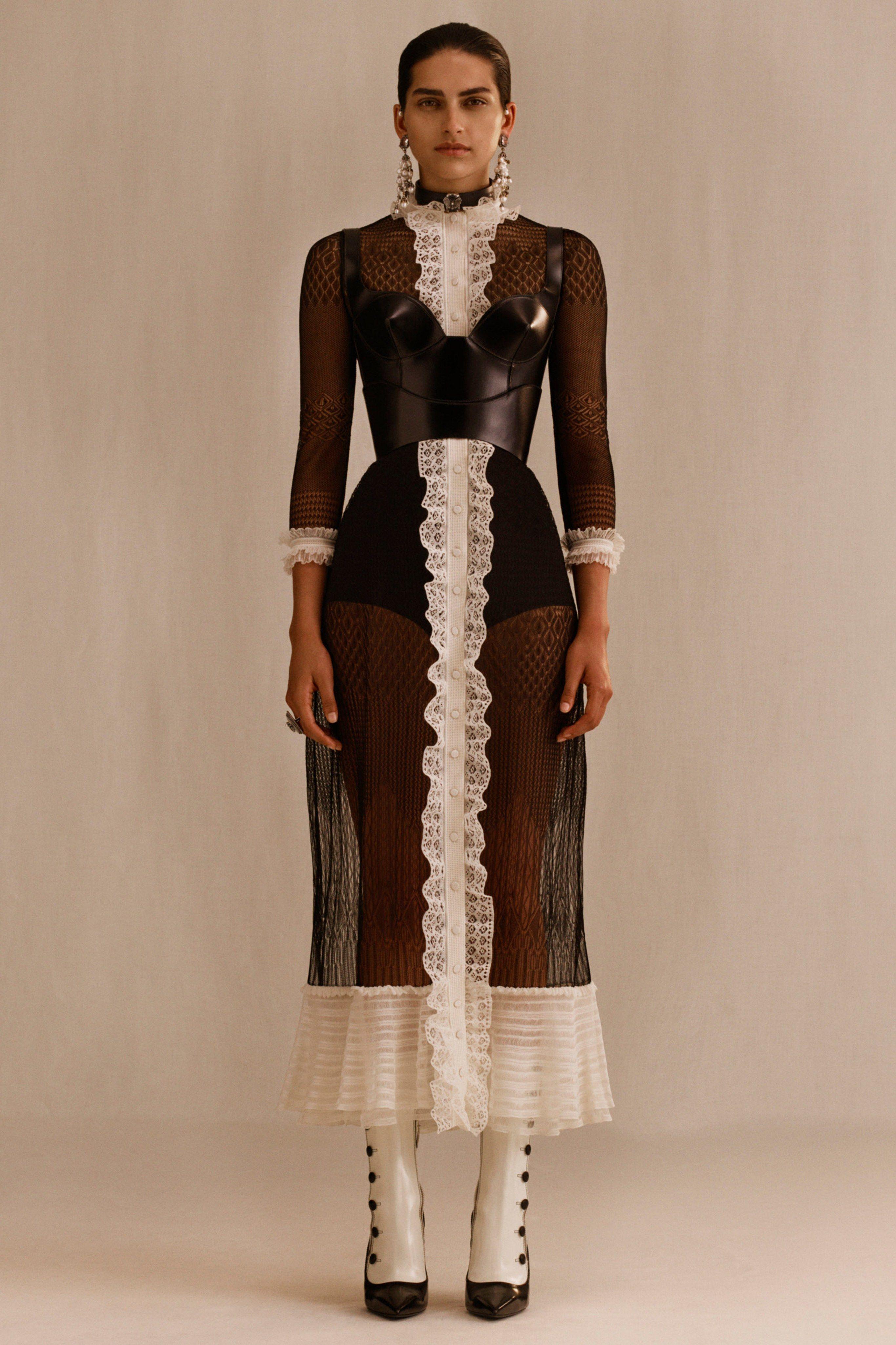 Alexander McQueen Resort 2019 Fashion Show in 2019   my ...