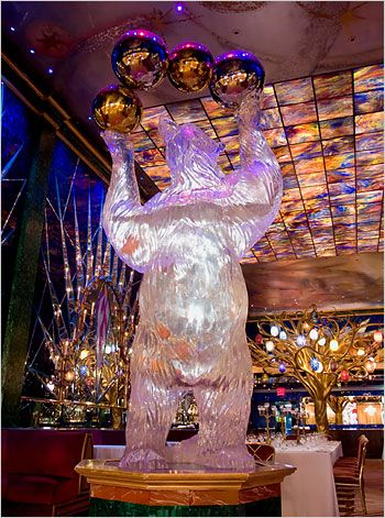 A Bargain Lunch, and Dancing Bears, Too | Russian tea, Restaurants ...