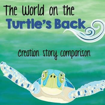 the world on the turtles back venn diagram
