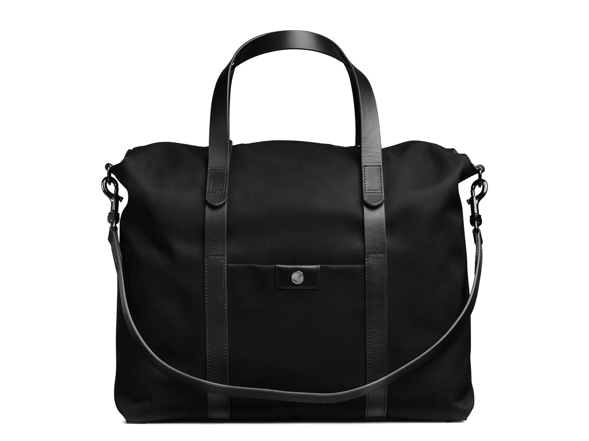 M/S Beach Tote - Black/Black - Tote bag - Mismo - 1 | MISMO Bags ...