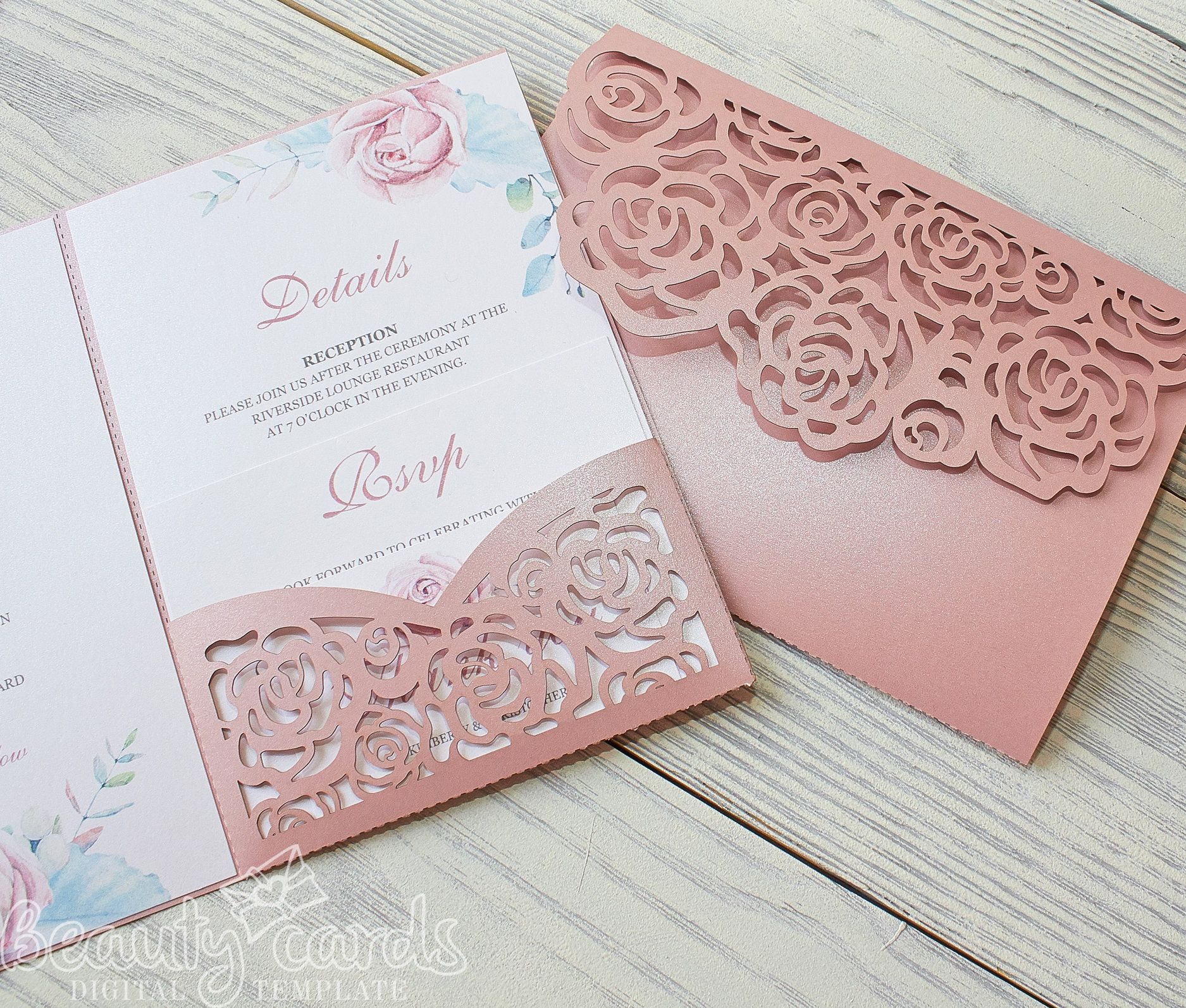 pin on wedding card invite ideas for jessica