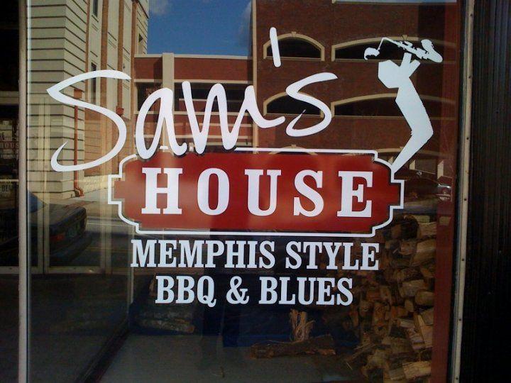 In The Mood For Mephis Bbq Near Us Try Sam S House 108 Alabama St Carrollton Ga 30117 Phone 770 214 5077 Menu Urbanspo Memphis Dream City Carrollton