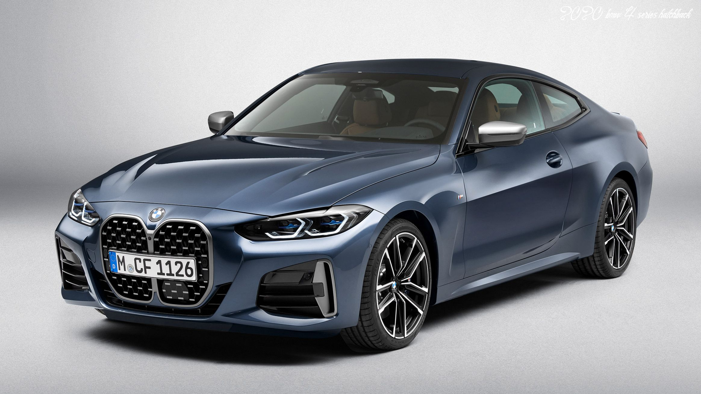 2020 Bmw 4 Series Hatchback Redesign And Concept Em 2020 Veiculos