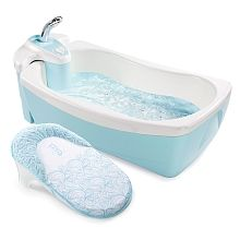 """Lil' Luxuries Whirlpool, Bubbling Spa & Shower - Summer Infant - Babies""""R""""Us"""