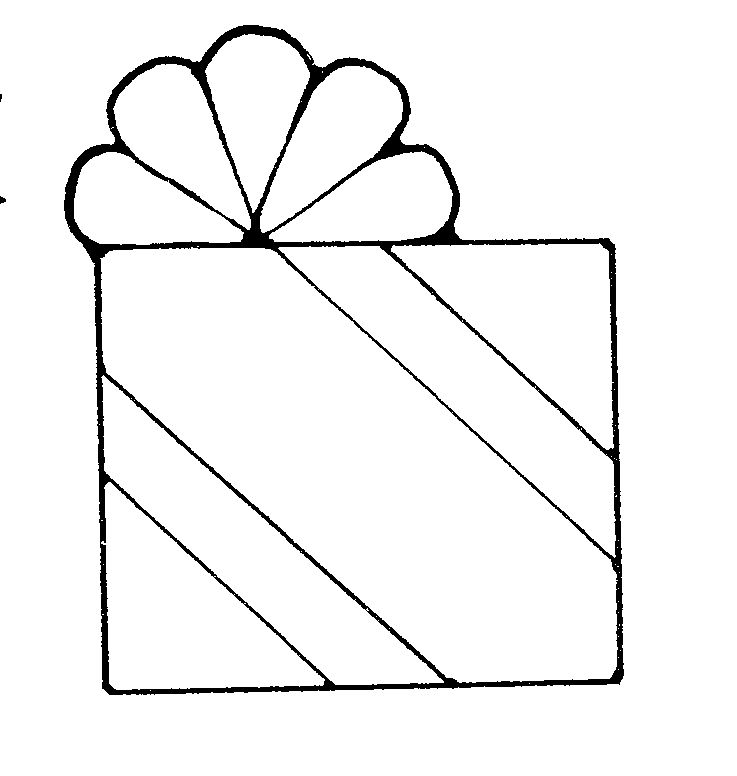 Gift Clipart Black And White Free Clipart Black And White Birthday Clipart Clip Art