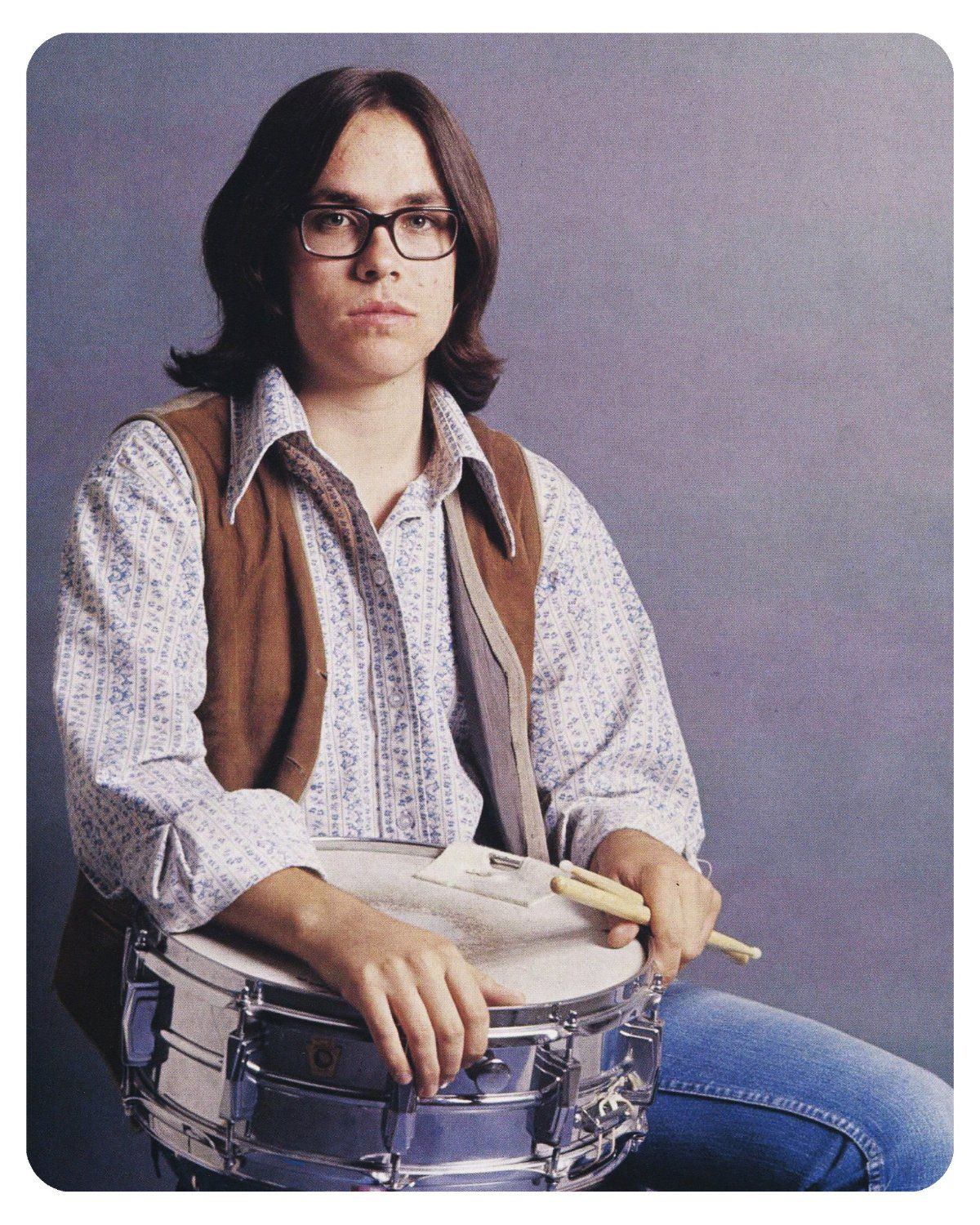 August 5, 1992 Jeff Porcaro drummer from Toto died age