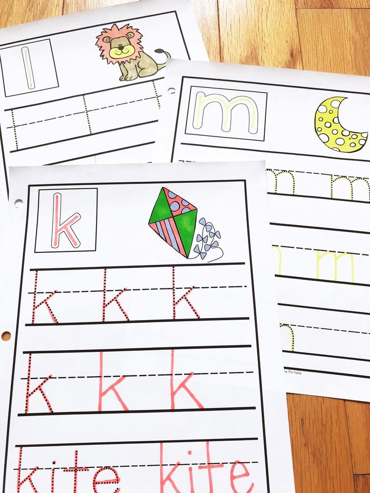 lowercase letter recognition strategies and lessons for young ...