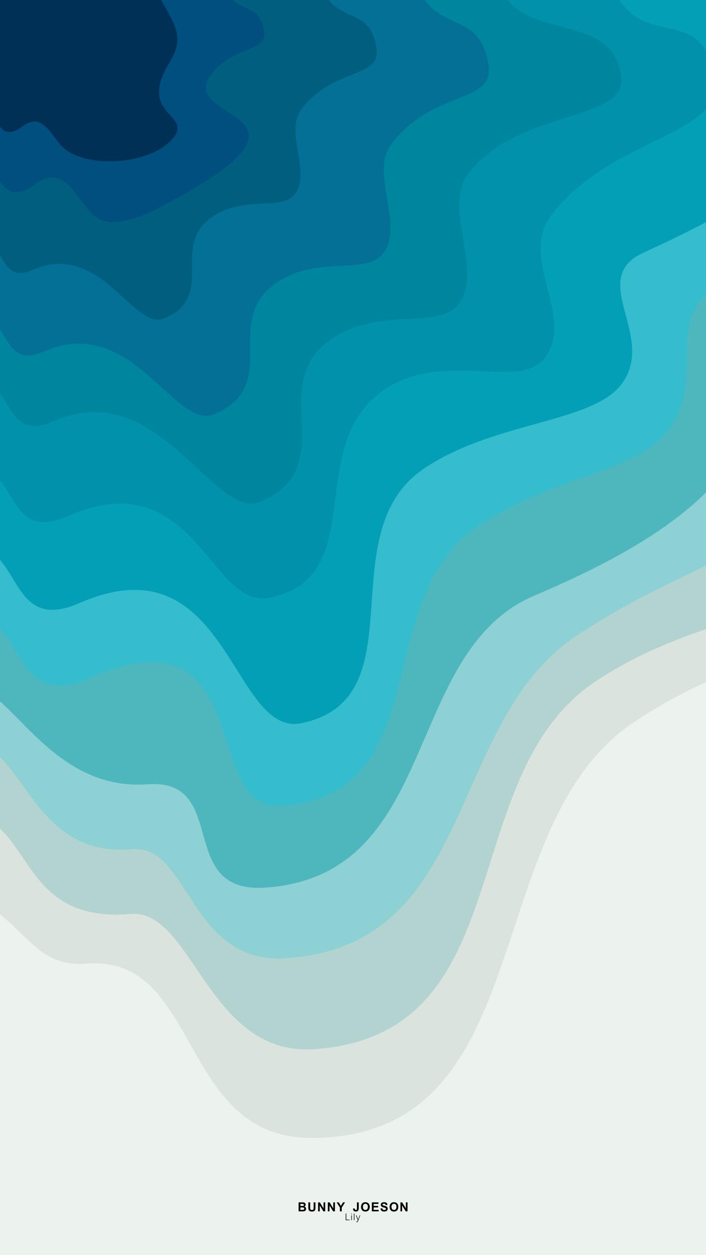 Iphone Phone Life Design Wallpaper Color Ios Android Sea Abstract Iphone Wallpaper Abstract Pattern Design Teal Art