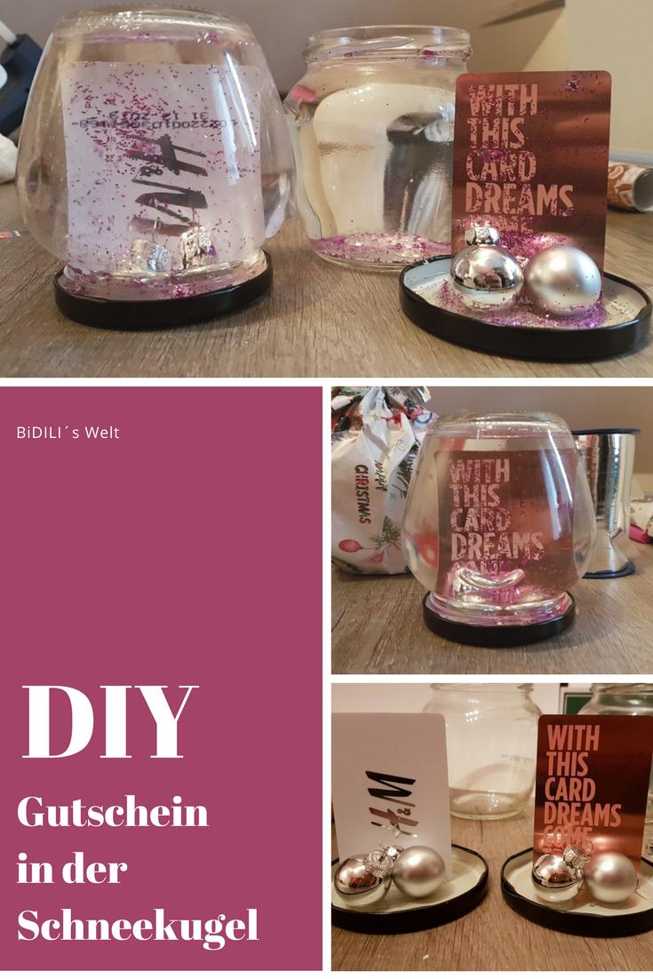 Diy Snowball Vouchers Pack Gifts Ideas Surprise Christmas Diy Diygeschenke Geschenke In 2020