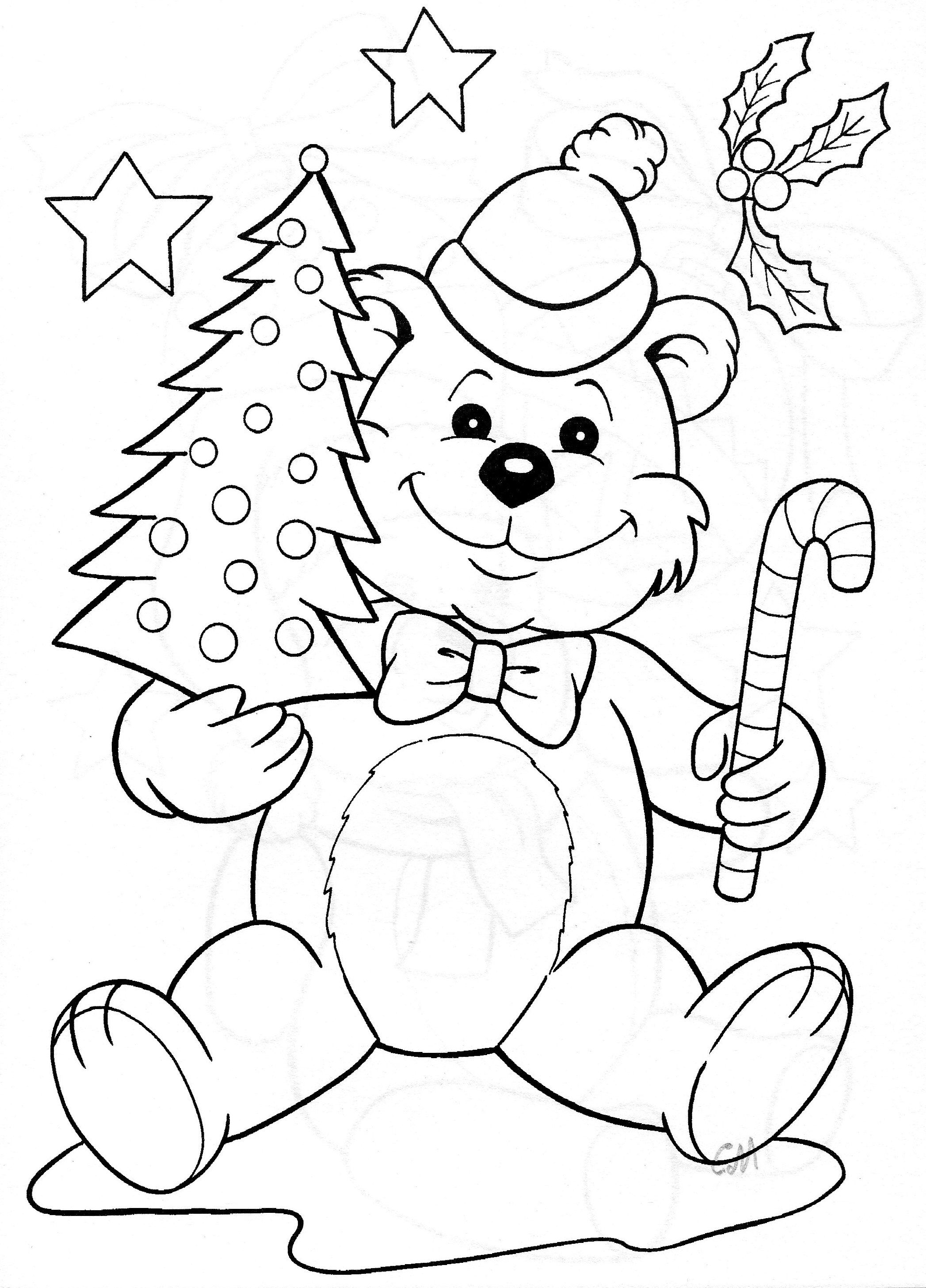 Christmas Coloring Pages Santa Coloring Pages Christmas Coloring Pages Free Christmas Coloring Pages