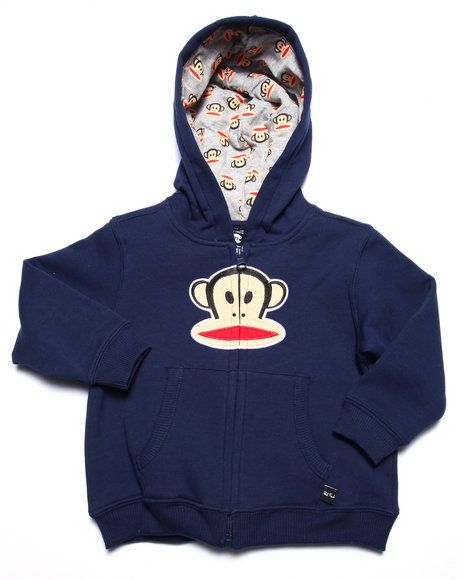 A cute classic hoodie from Paul Frank