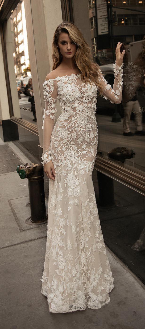 berta wedding dresses Berta Bridal Fall Collection