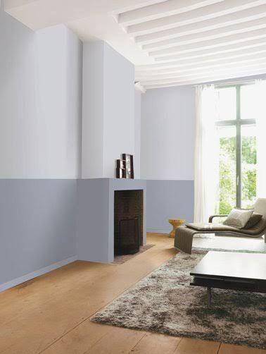 12 nuances de peinture gris taupe pour un salon zen - Peindre Un Salon En Deux Couleurs