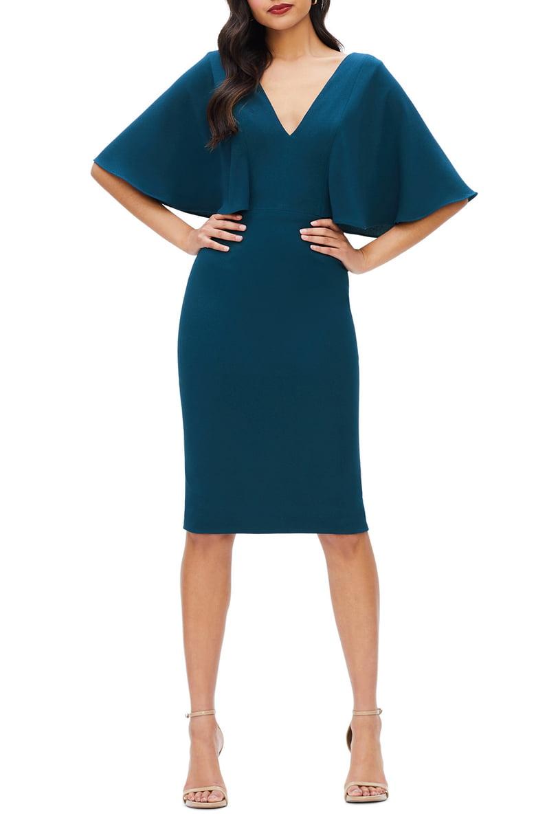 Sheath Dress Nordstrom Dress The Population Fashion Womens Dresses [ 1196 x 780 Pixel ]