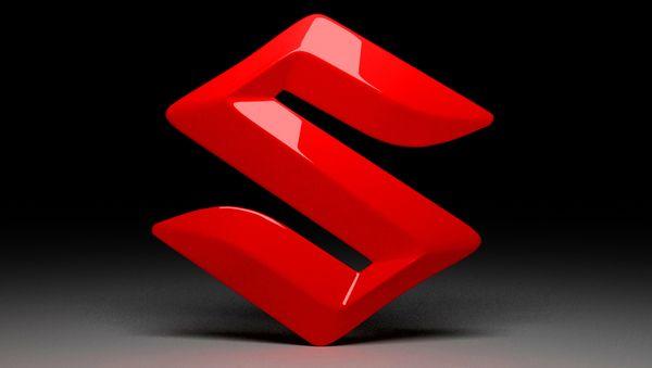 Logo Suzuki 3D on Behance | Suzuki, Suzuki swift, Helmet design