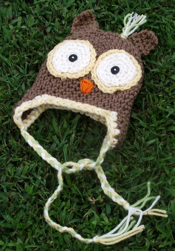 owl beanie | What I need to make for my business. | Pinterest | Owl ...