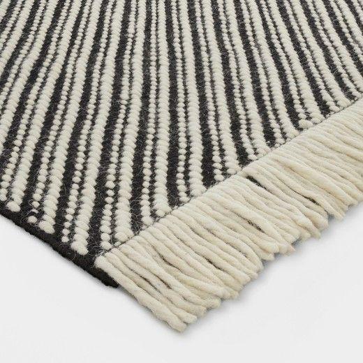 project 62 black white chevron area rug chevron area rugs
