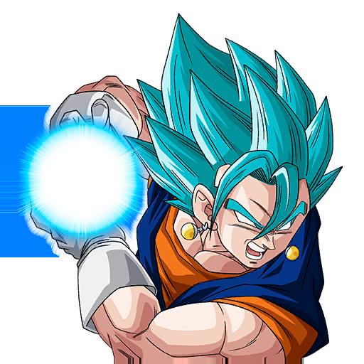 Vegito Ssgss Render 2 Fighterz By Maxiuchiha22 On Deviantart Dragon Ball Super Wallpapers Dragon Ball Super Dragon Ball
