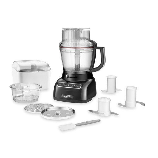 Kitchenaid 174 13 Cup Food Processor Black Food