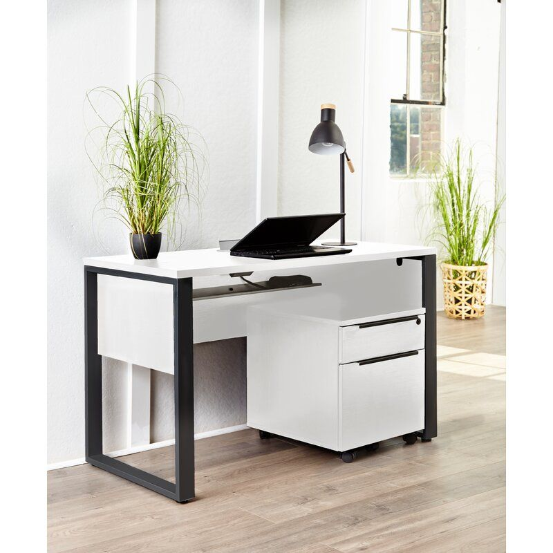 Ose Desk In 2020 Desk House Styles Scratched Wood