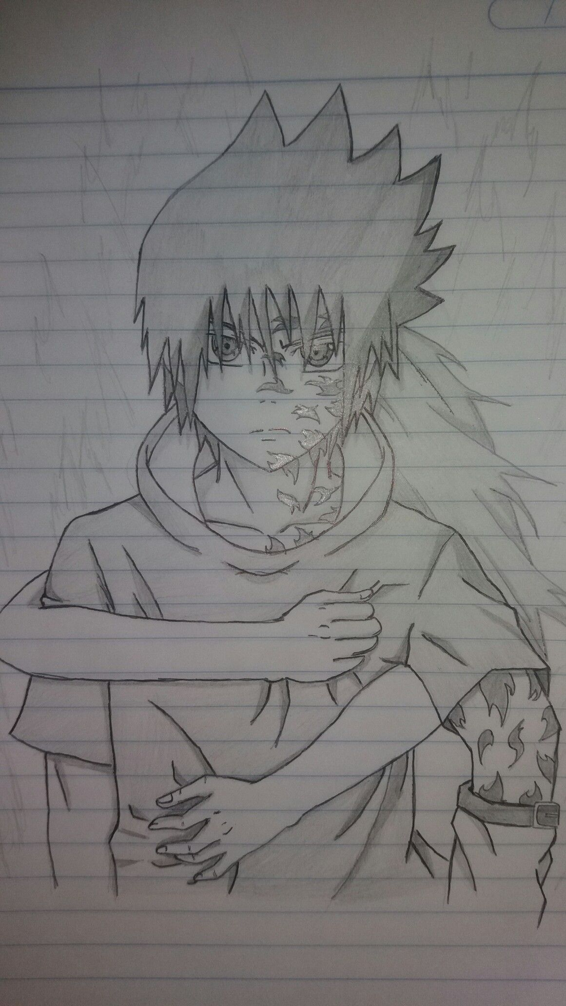 Sasuke And Sakura Com Imagens Desenhos Bonitinhos Desenhos
