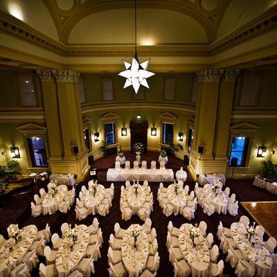 Wedding Venues Brisbane Customs House