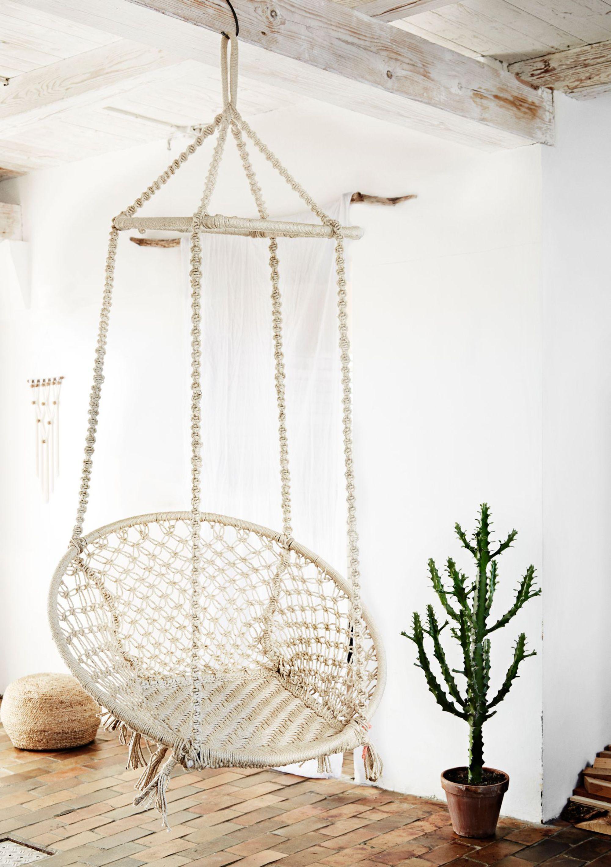 fauteuil de jardin suspendu balancelle - Fauteuil Jardin Suspendu