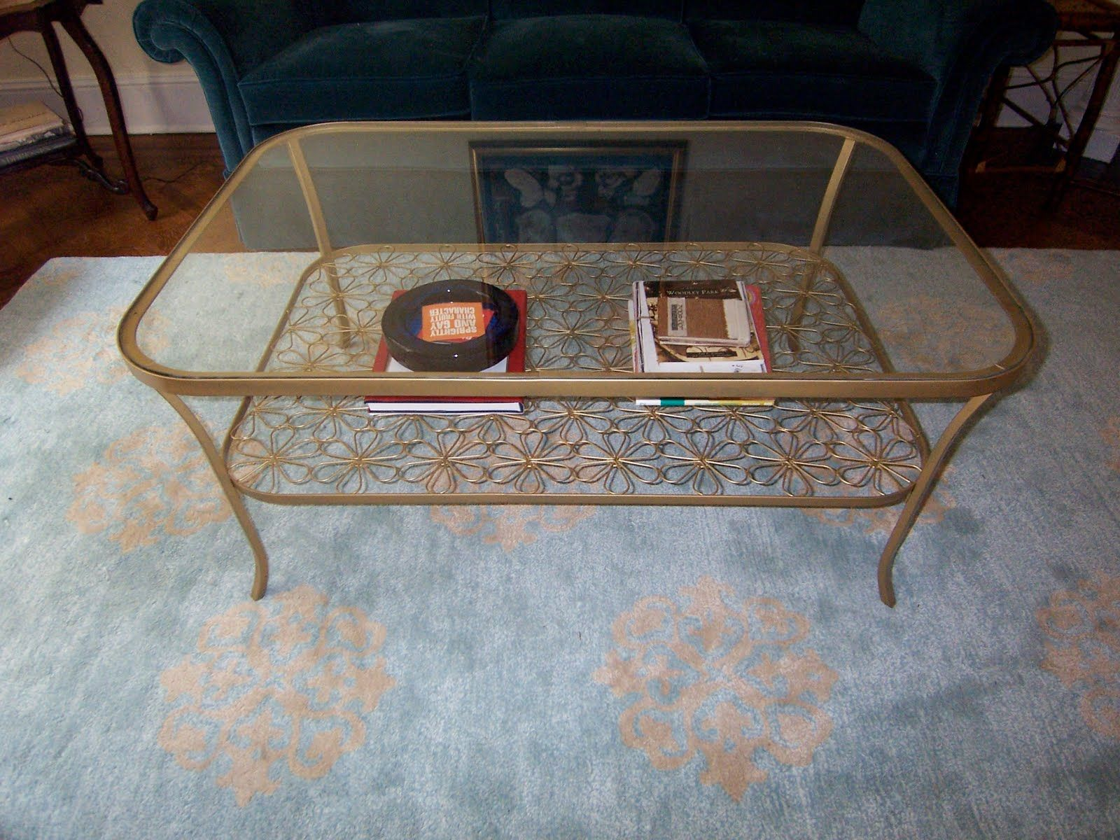 diy ikea hack brass accent table spray painting sprays and