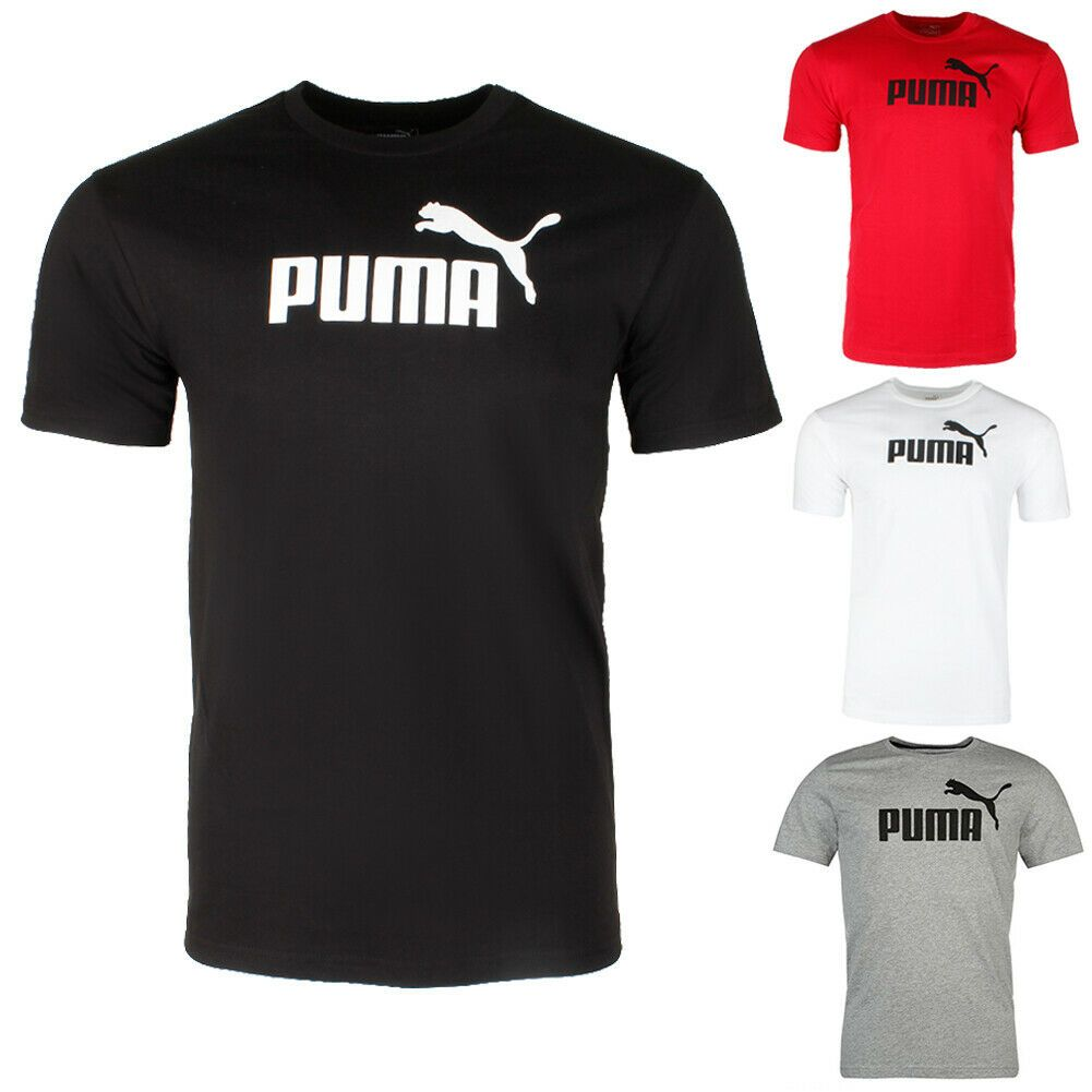 t shirt puma adidas