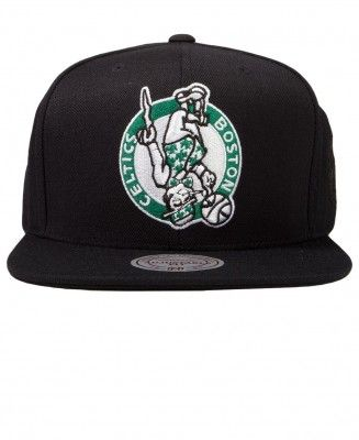 Hall Of Fame Celtics Upside Down Snapback Cap 40 Accessories