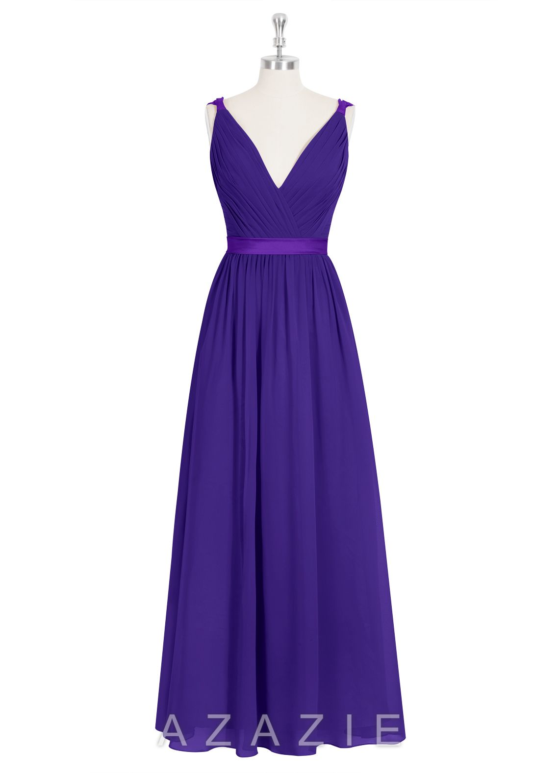 Shop Azazie Bridesmaid Dress - Leanna in Chiffon. Find the perfect made-to-order bridesmaid dresses for your bridal party in your favorite color, style and fabric at Azazie.