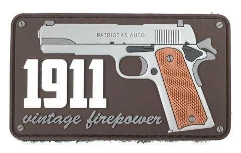 1911 Vintage Firepower - Morale Patch