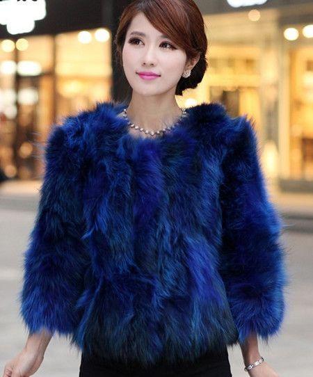 >> Click to Buy << New Fashion Genuine Raccoon Fur Coat Winter Warm short design Women Natural Furs Coats Jackets Outerwear  Overcoat #Affiliate